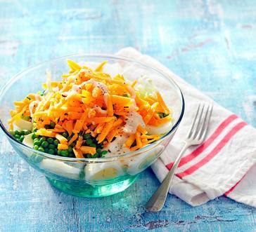 Southern 5-Layer Salad image