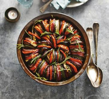 Mediterranean Vegetable Casserole image
