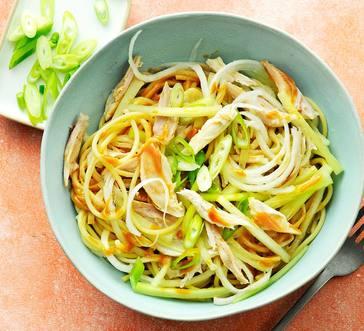 Cold Sesame Noodles image
