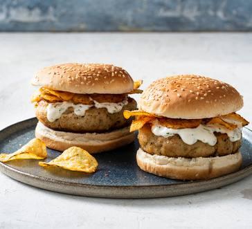Crispy Fish Sandwiches image