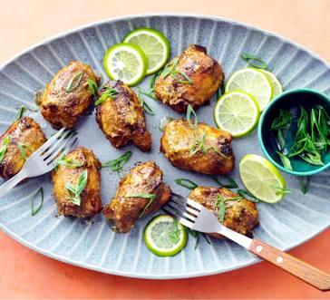 Slow Cooker Jerk Chicken image