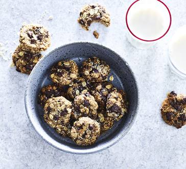 Oatmeal Chocolate Chunk Cookies image