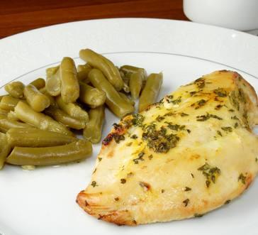 Greek Garlic Chicken image
