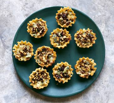Blue Cheese Tartlets image