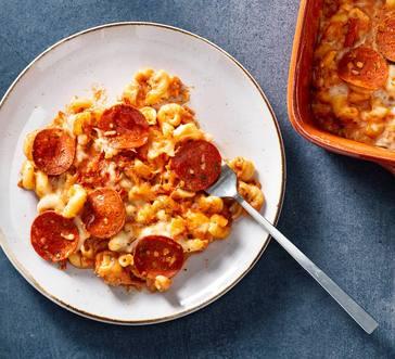 Pizza Mac & Cheese image