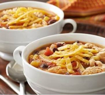 Ultimate Chicken Tortilla Soup image