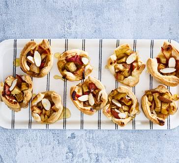 Mini Honey and Apple Tartlets image