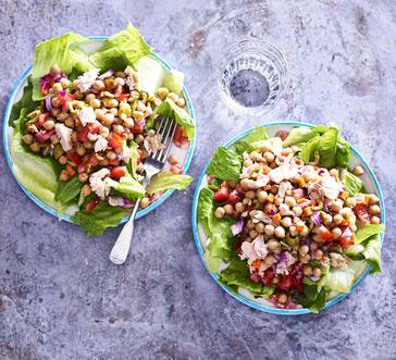 Tuscan-Style Tuna Salad image
