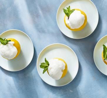 Lemon Sorbet Sparklers image