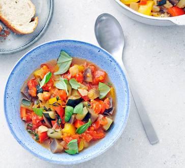 Ratatouille Vegetable Stew image