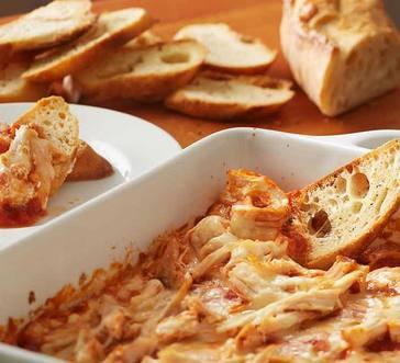 Parmesan Chicken Dip image