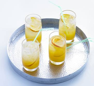 Light Citrus Soda image