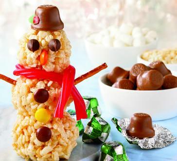 Santa's  Sweetest Snowman image