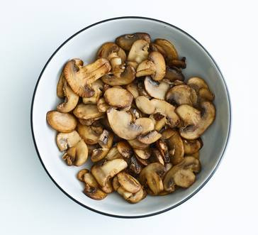 Buttery Sautéed Mushrooms image
