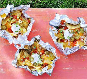 Potato Chip Nachos image