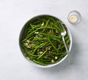 Brown Butter French Beans Amandine image