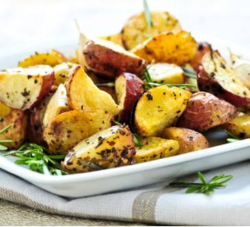 Roasted Root Vegetables image