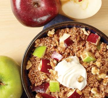 Apple Pie Bulgur image