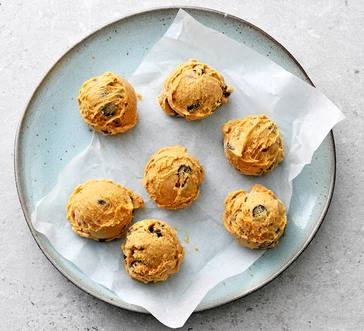 Chocolate–Peanut Butter Balls image