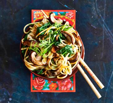 Longevity Noodles image