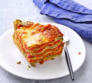 Spinach Lasagna image