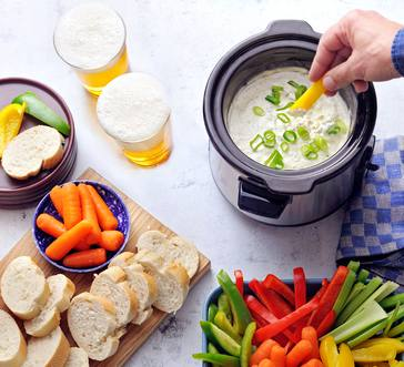 Warm Jalapeno Ranch Dip image