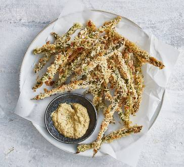Baked Asparagus Fries image