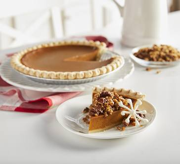 Sara Lee® Pumpkin Pie Pecan Crumble image
