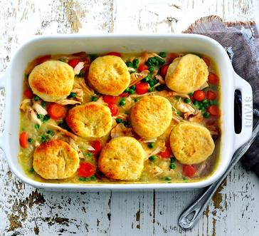 Chicken and Biscuits image