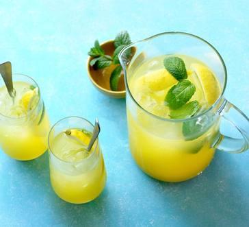 Citrus Iced Green Tea image