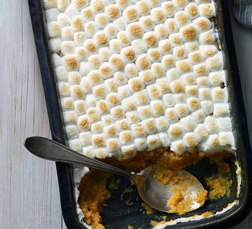 Sweet Potato Casserole with Marshmallows image