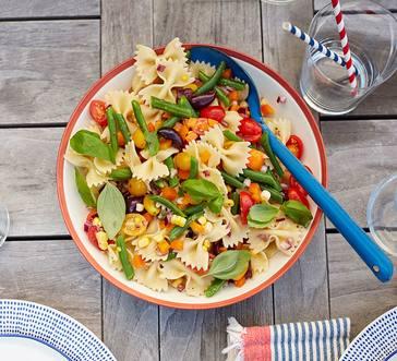 Summer Veggie Pasta Salad image