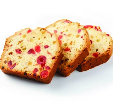 Citron Cherry Bread image