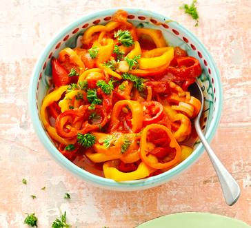 Pickled Sweet Pepper Rings image