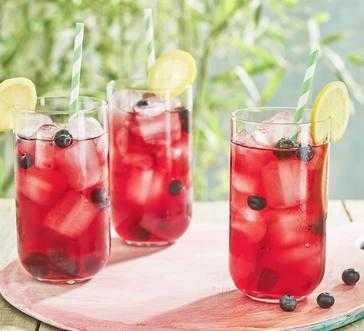 Blueberry Lemonade image