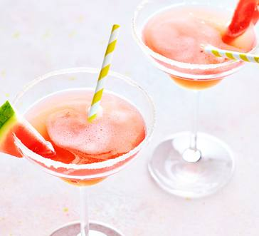 Watermelon Margaritas image