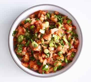 Fresh Tomato Salsa image