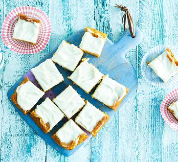 Carrot Cake Blondies image