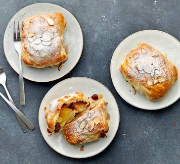 Individual Cran-Apple Strudels image