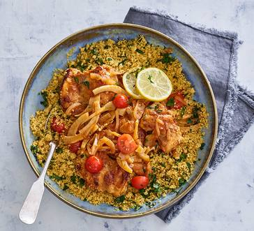 Chicken with Couscous image
