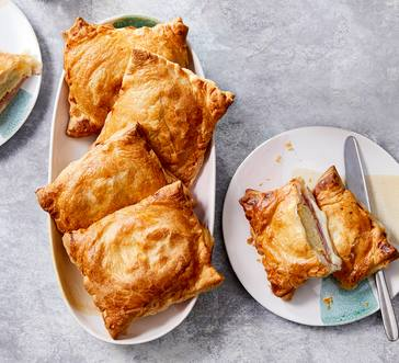 Ham and Cheese Breakfast Pastries image