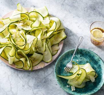 Zucchini Carpaccio image