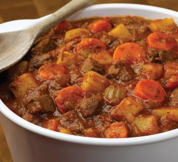 Slow Cooker Beef Stew image