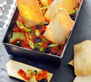 Graveyard Taco Dip image