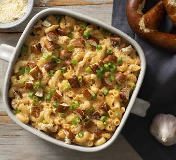 Beer Cheese Mac and Cheese image
