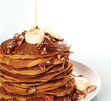 Pumpkin Pancakes image