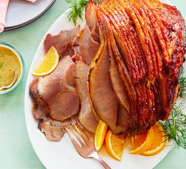 Sweet 'n' Spicy Spiral-Cut Ham image