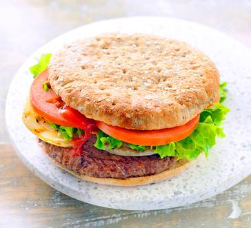 Skinny Burger image