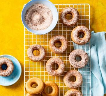 Baked Apple Cider Donuts image