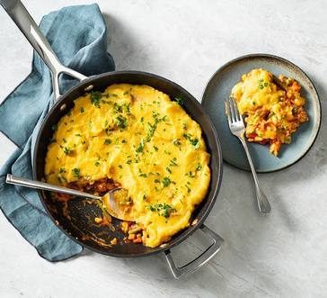 Turkey Shepherd's Pie with Rutabagas image